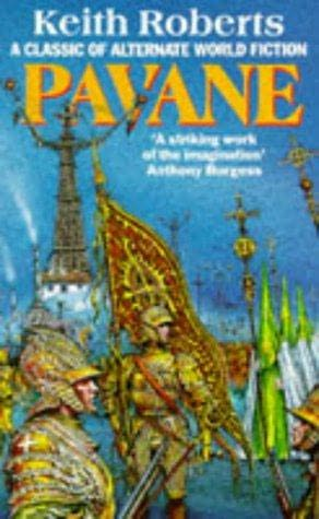 book cover of Pavane