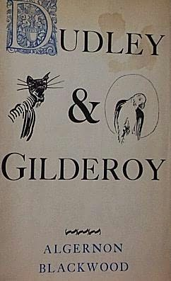 book cover of Dudley and Gilderoy
