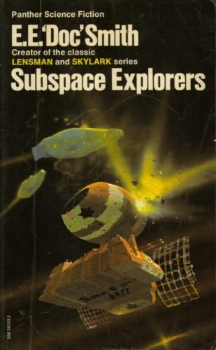 book cover of Subspace Explorers