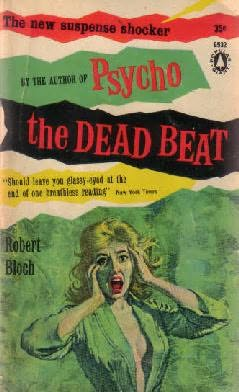 book cover of The Dead Beat