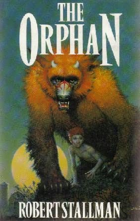 book cover of The Orphan