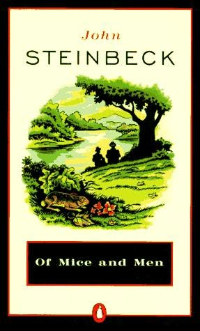 john steinbecks use of foreshadowing in his novel of mice and men Play and listen use of foreshadowing in of mice and men in the novel of mice and men by john steinbeck foreshadowing is used a.