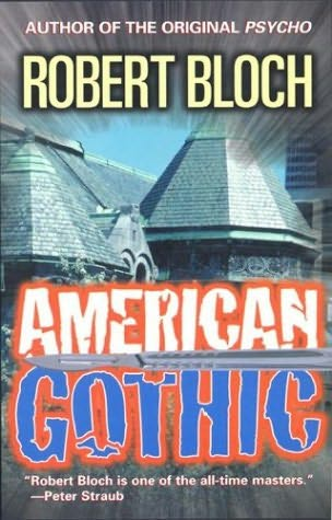 book cover of American Gothic