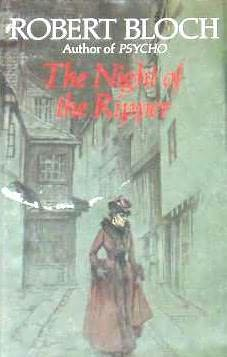 book cover of The Night of the Ripper