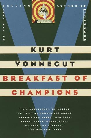 an examination of the book breakfast of champions by kurt vonnegut jr Find helpful customer reviews and review ratings for breakfast champions at amazoncom read honest and unbiased product reviews from our users.