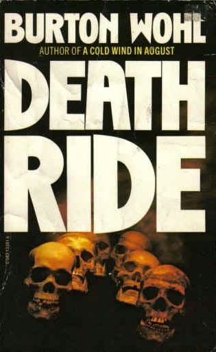 book cover of Death Ride