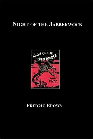 book cover of Night of the Jabberwock