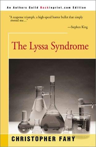 book cover of The Lyssa Syndrome