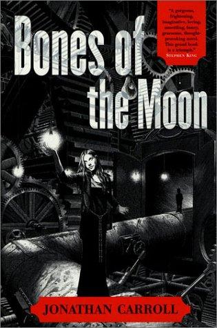 book cover of Bones of the Moon