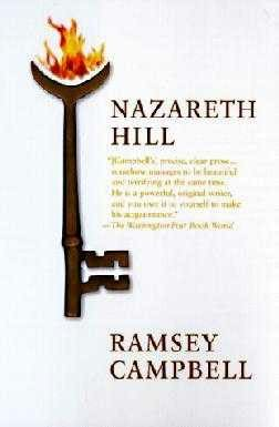book cover of The House on Nazareth Hill