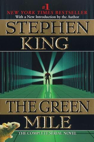green mile book report To some people the words book-report mean rent the movie and write a report on that yes, it is easier to watch a three-hour movie rather than read a 536-page book with most books turned.