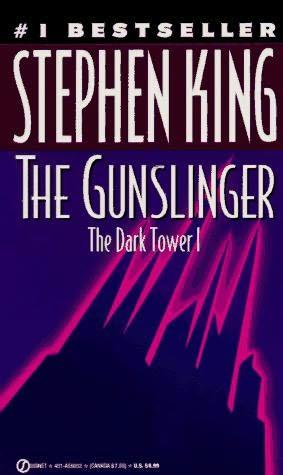 book cover of   The Gunslinger