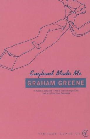 book cover of England Made Me