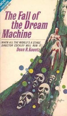book cover of The Fall of the Dream Machine