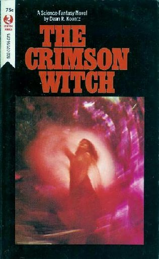 book cover of The Crimson Witch
