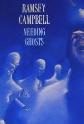 book cover of Needing Ghosts