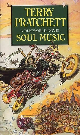 book cover of Soul Music