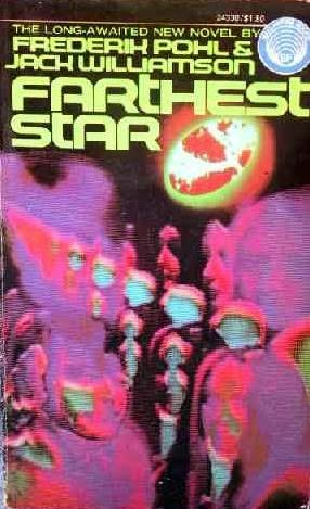 book cover of Farthest Star