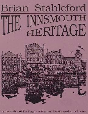 book cover of The Innsmouth Heritage