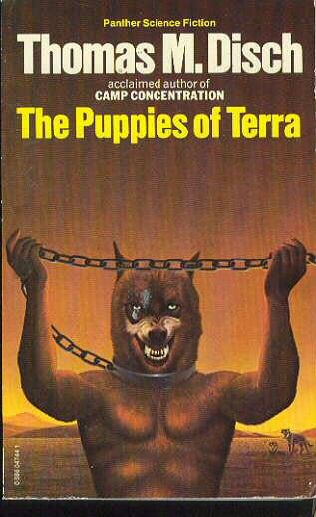 book cover of The Puppies of Terra