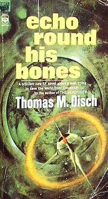 book cover of Echo Round His Bones