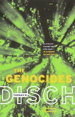 book cover of The Genocides