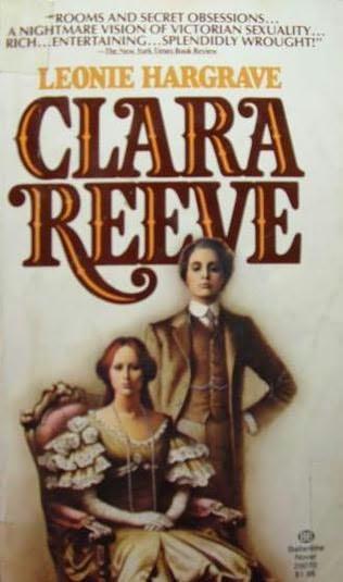 book cover of Clara Reeve