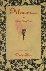 book cover of Alraune