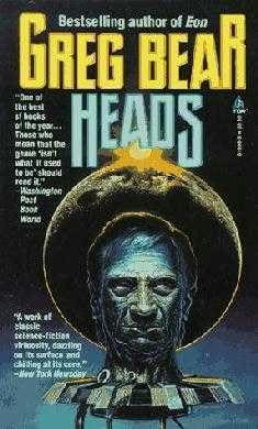 book cover of Heads