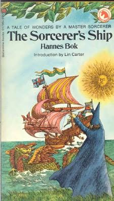 book cover of The Sorcerer\'s Ship