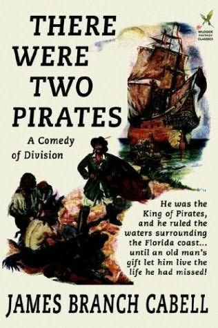 book cover of There Were Two Pirates