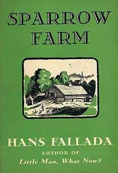 book cover of Sparrow Farm