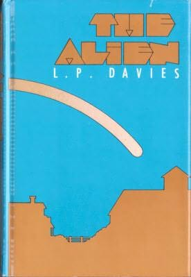 book cover of The Alien