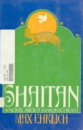 book cover of Shaitan