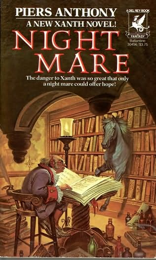 book cover of Night Mare