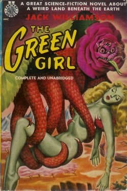 book cover of The Green Girl
