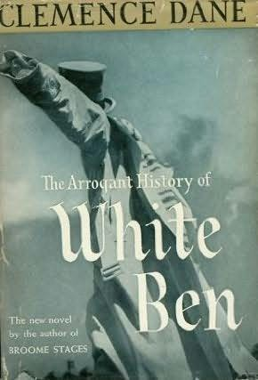 book cover of The Arrogant History of White Ben