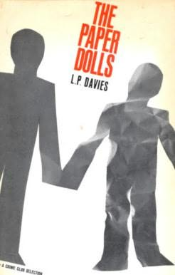 book cover of The Paper Dolls