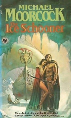 book cover of The Ice Schooner