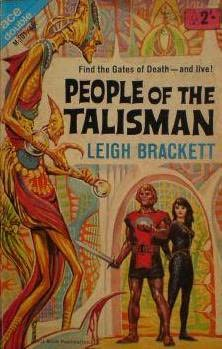 book cover of People of the Talisman
