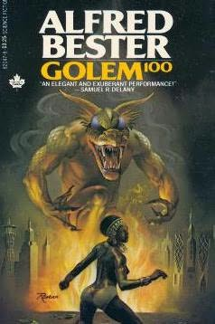 book cover of Golem 100