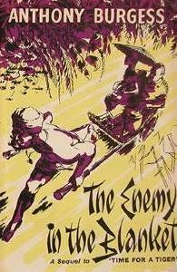 book cover of The Enemy in the Blanket