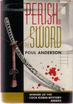 book cover of Perish by the Sword
