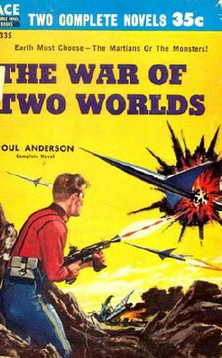 the war of the worlds 1953. The War of Two Worlds (1953)