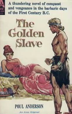 book cover of The Golden Slave