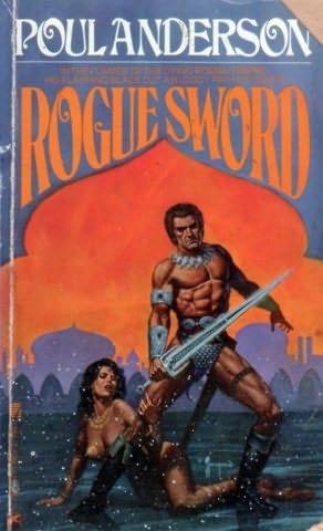 book cover of Rogue Sword