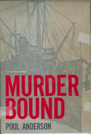 book cover of Murder Bound