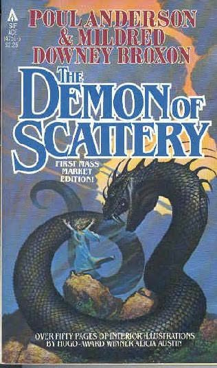 book cover of The Demon of Scattery