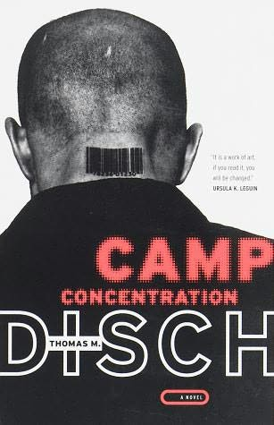 book cover of Camp Concentration