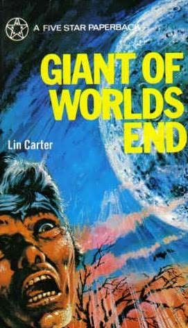 book cover of Giant of World\'s End